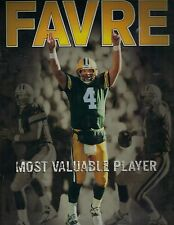 Brett Favre : Most Valuable Player by Brett Favre Green Bay Packers
