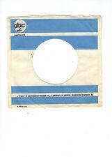 "B.B. KING NIGHT LIFE / WAITIN' ON YOU 45 RPM 7"" ABC RECORD #45-10889"