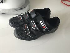 LOUIS GARNEAU FLORA LADIES HRS30 CYCLING SHOES WITH CLEATS SIZE 38
