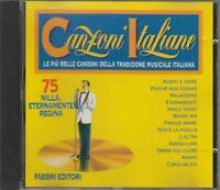 NILLA ETERNAMENTE REGINA Le più belle canzoni della tradizione CD Audio Musicale