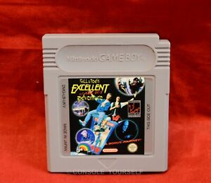 BILL AND TEDS EXCELLENT ADVENTURE - USED CART ONLY - NINTENDO GAME BOY - PAL UKV