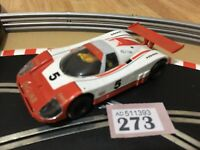 Scalextric Car Spares Jaguar XJR9 Castrol No5 C443 Slot Car 1:32 Lot 273