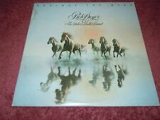 "Bob Seger Against The Wind 1st Press '80 ""No Man's Land"" ""You'll Accompany Me"""
