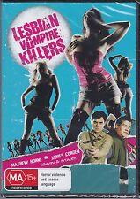 LESBIAN VAMPIRE KILLERS - Paul McGann, James Corden, MyAnna Buring  -  DVD