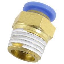 5X(6 mm-Druckluft Schlauch Eindruecken Schnell Verbinden R6O3)