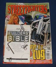 STREETFIGHTERS MAGAZINE FEBRUARY 1999 - GIVE IT A TUG
