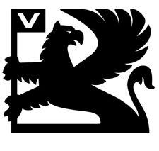 Vauxhall Nova Astra SR GTE GSI cavalier sri Griffin Replacement decal sticker