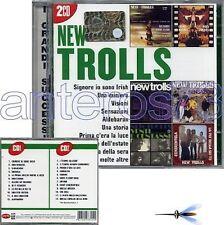 """NEW TROLLS """"I GRANDI SUCCESSI"""" 2 CD - FABRIZIO DE ANDRE"""