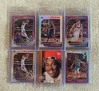 NBA Hot Packs - 8 Cards - Zion, Luka, Ja, Kobe, LeBron - Prizm, Optic, Mosaic