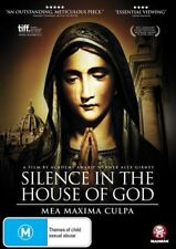 SILENCE IN THE HOUSE OF GOD R4 DVD NEW SEALED CATHOLIC CHURCH CHILD SEX ABUSE