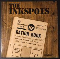 "THE INKSPOTS - RHAPSODY - Vinyl LP 12"" RHAS 9011 1960 - EX/VG+"