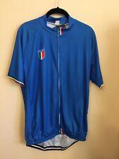"""OCG Bicycling Jersey """"Italia""""  Size XL"""