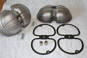 2 Ventildeckel / Valve Cover Paket f. BMW R 50 R 60 80 90 100 / R100 R90 R80 neu