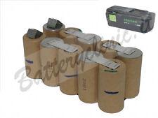 Batteria trapano Festool  BPS12  12 V  Ni-Mh 3000 mAh. kit AUTO INSTALLAZIONE
