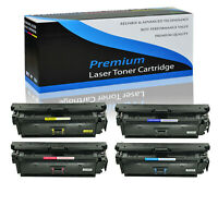4PK CF360X Toner Cartridge for HP 508X Color LaserJet MFP M577 M552 M553 M553dn