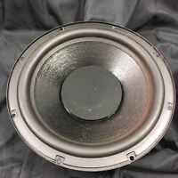 "Vintage Polk Audio Monitor Series 2  Speakers M10 10"" Passive Radiator Woofer"
