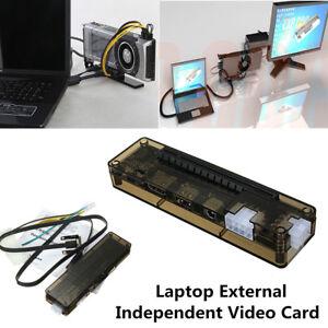 PCI-E V8. 0 EXP Laptop externe unabhängige Grafikkarte Dock für Tier Strik