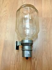 Vintage Glass Globe Dispenser Candy or Coffee