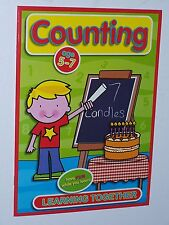 Mathematics Counting for ages 5-7