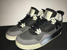Air Jordan 4 Retro Fear Pack 7 Black White Cool Grey Oreo 626969 030 vnds 2013