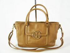 Tory Burch Amanda Mini Satchel - Camel
