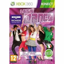 Let's Dance With Mel B  RICHIEDE Kinect Microsoft Xbox360 Xbox 360