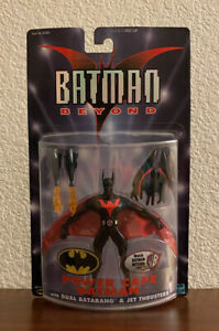 POWER CAPE BATMAN BEYOND Action Figure Animated Series HASBRO 1999 RARE SEALED