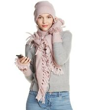 NEW REBECCA MINKOFF WINTER 2017 COLLECTION SCARF, GLOVES OR HAT~IN STORES NOW!