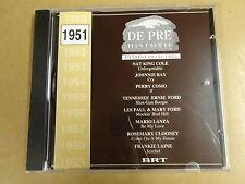 CD / DE PRE HISTORIE 1951 - OLDIES COLLECTION