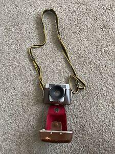 Nice Vintage Carl Zeiss Ikon Contessa Prontor SLK Spezial Tessar 50MM 2.8 Camera