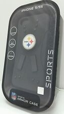 NFL Pittsburgh Steelers I-Phone 5/5S ARMOR Case