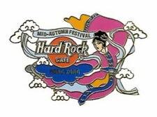 Hard Rock Cafe HONG KONG 1997 Mid-Autumn Festival PIN Chang E Moon Maiden #3057