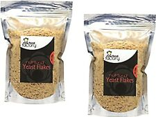 2 X 150g Raw Food Factory Nutritional Yeast Flakes 300g