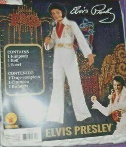 Rubie's Elvis Presley Halloween Costume NIP Boy Sz M(8-10)