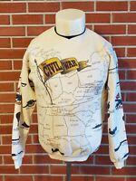 Civil War Crewneck Sweatshirt Art Unlimited All Over Print Graphic Mens Medium