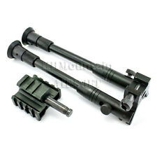 Metal Bipod for 20mm Rail Mount (for MB01 / L96 / M24) (KHM Airsoft)