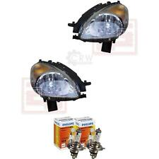 Valeo Headlight Set Citroen Picasso Built 10/99-01/04 H4 Incl. Lamps