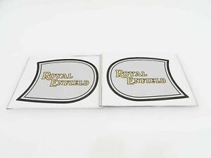 New Royal Enfield Petrol Tank Sticker Set