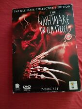 The Ultimate Collectors Edition - The Nightmare on Elm Street DVD Collection