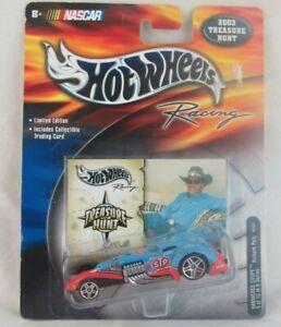 Hot Wheels Racing Richard Petty Hammered Coupe #43 1:64 2003 Treasure Hunt