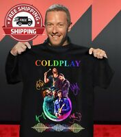 COLDPLAY GRAPHIC SHIRT