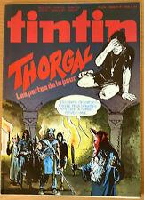 BD Comics Magazine Hebdo Journal Tintin No 40 34e 1979 Thorgal
