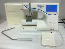 Elna Envision CE20 Computerized Sewing Embroidery Machine Tyoe 9008 w/ Pedal