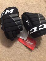 CCM Youth T4RIce Hockey Gloves Jr 8-20cm