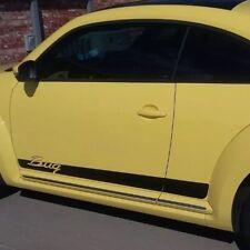 Volkswagen Beetle 2011-2018 Stripe Graphics Decals Bug porsche style