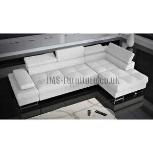 Corner Sofa Bed GALA MINI -  with Storage Container, Sleep Function Model 2020 !