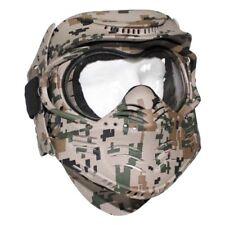 Gesichtsschutzmaske, Fight, digital woodland