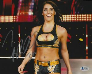 Tessa Blanchard Signed 8x10 Photo BAS Beckett COA Picture WWE Impact Wrestling S