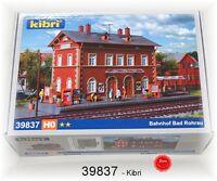 kibri 39837 Spur H0 Bahnhof Bad Rohrau Exclusivmodell #NEU in OVP#