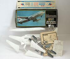 Plasticart Master Modell Originalkarton  Mercure Rarität Selten DDR Flugzeug RAR